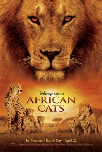 african-cats-2011-poster-4